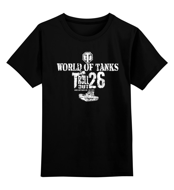 цена на Printio World of tanks (t-26)