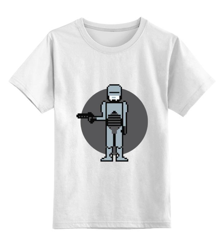 Printio Пиксельный робокоп детская футболка классическая унисекс printio пиксельный узор