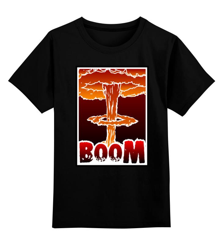 Printio Взрыв детская футболка классическая унисекс printio взрыв звезды смерти