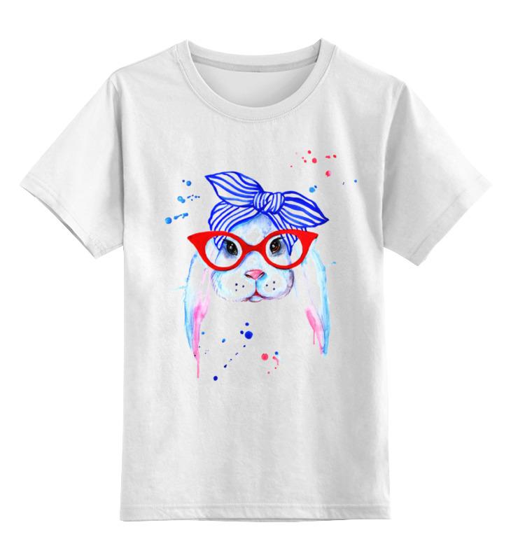 Детская футболка классическая унисекс Printio Зайка морячка детская футболка классическая унисекс printio слава красной армии