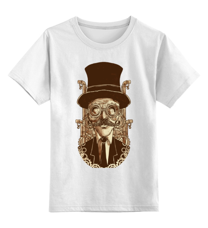 Детская футболка классическая унисекс Printio Профессор мориарти футболка классическая printio saints row игра профессор генки