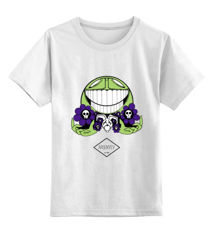 Детская футболка классическая унисекс Printio Psy art arsb футболка для беременных printio psy art arsb
