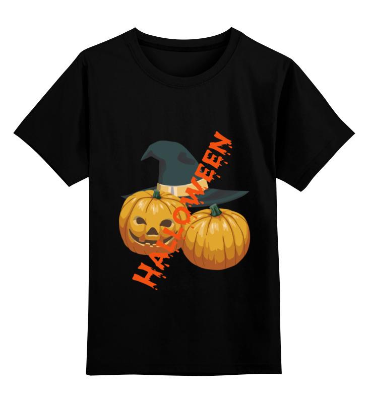 Детская футболка классическая унисекс Printio Веселый джек футболка классическая printio светильник джек
