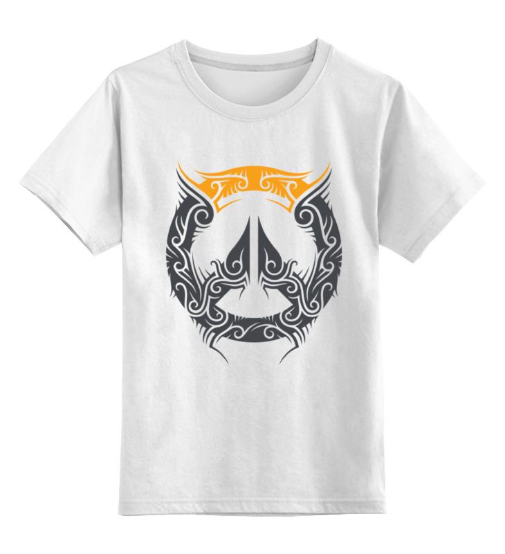 Детская футболка классическая унисекс Printio Overwatch детская футболка классическая унисекс printio overwatch tracer