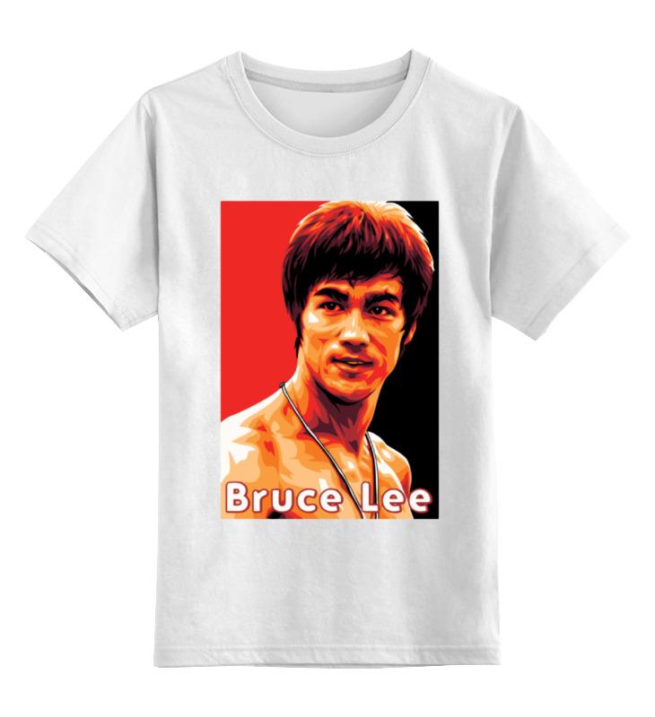 Детская футболка классическая унисекс Printio Брюс ли секреты побед причины поражений прав ли суворов сталин реформатор