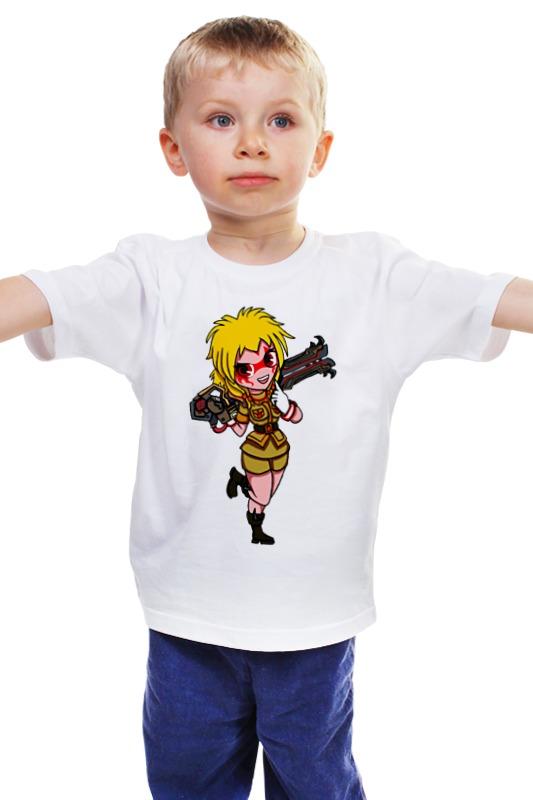 Детская футболка классическая унисекс Printio Заря серас детская футболка классическая унисекс printio заря
