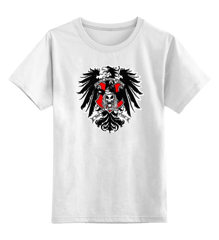 Детская футболка классическая унисекс Printio World school of rock