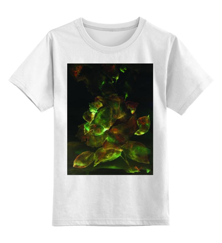 Детская футболка классическая унисекс Printio Золотая роза детская футболка классическая унисекс printio золотая ухмылка