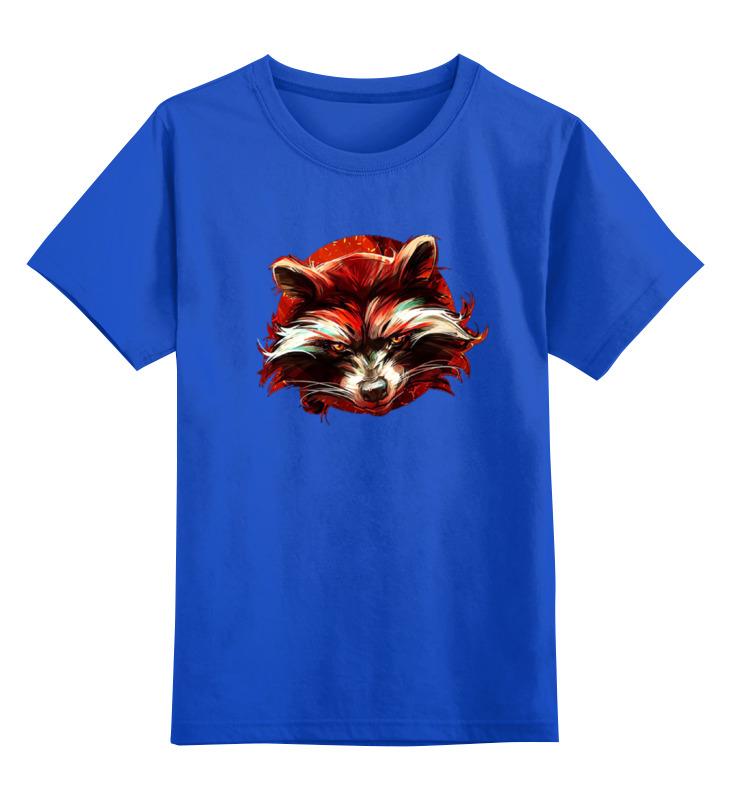 Детская футболка классическая унисекс Printio Енот детская футболка классическая унисекс printio енот sly cooper