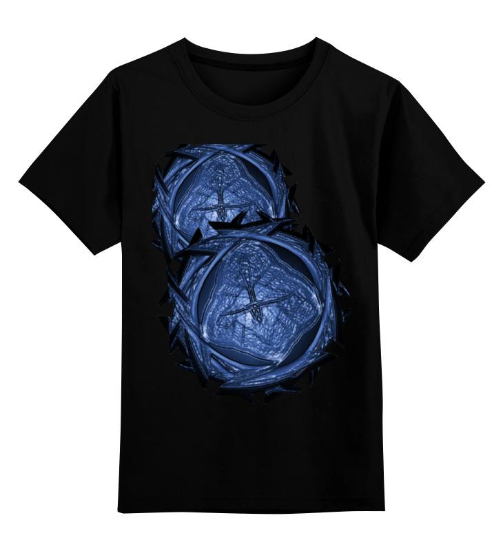 Детская футболка классическая унисекс Printio Артефакт цена
