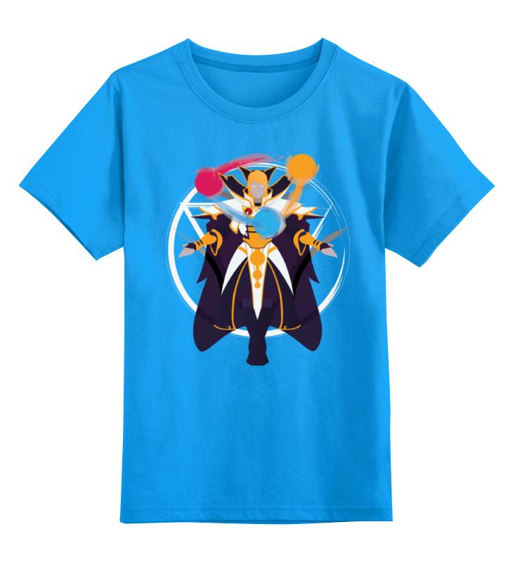 Детская футболка классическая унисекс Printio Invoker dota 2 детская футболка классическая унисекс printio dota 2 sf thank you