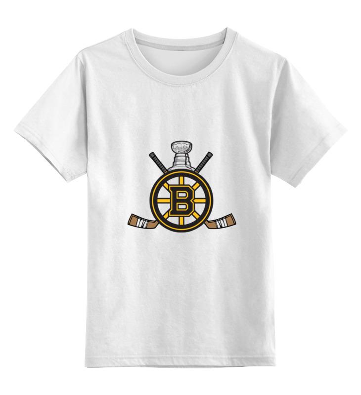 Детская футболка классическая унисекс Printio Бостон брюинз детская футболка классическая унисекс printio карандаш и самоделкин