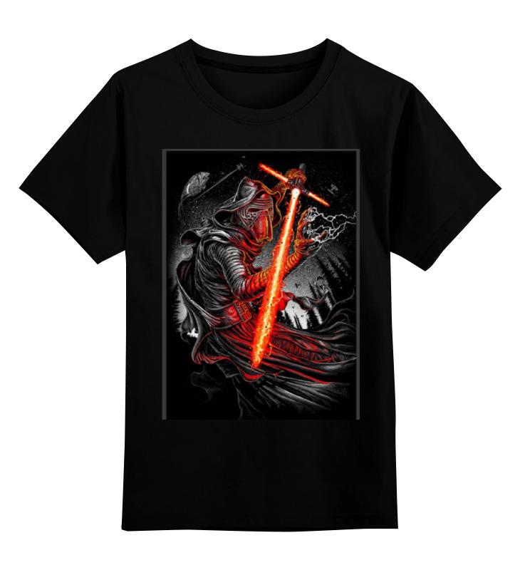 Детская футболка классическая унисекс Printio Star wars футболка классическая printio r2 d2 star wars