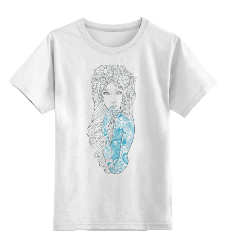 Детская футболка классическая унисекс Printio Tattoo детская футболка классическая унисекс printio ost print tattoo