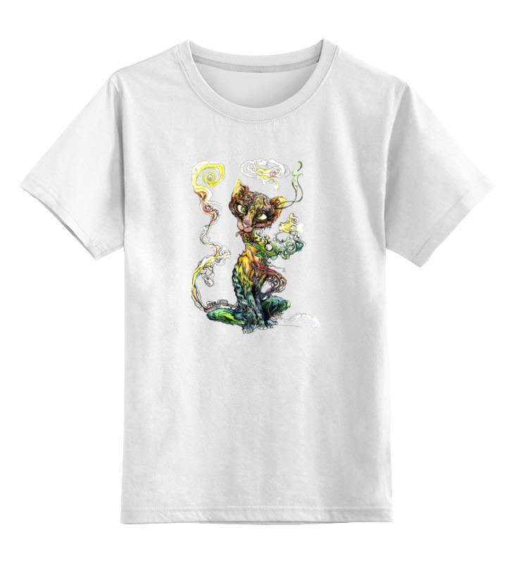 Printio Кошечка детская футболка классическая унисекс printio кошечка