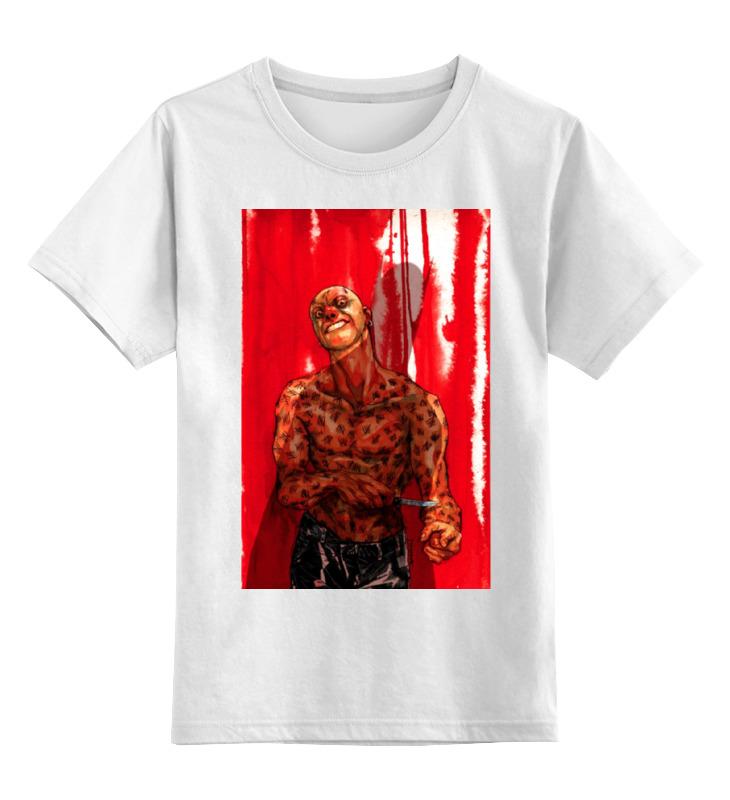 Детская футболка классическая унисекс Printio Виктор зсасз цена и фото