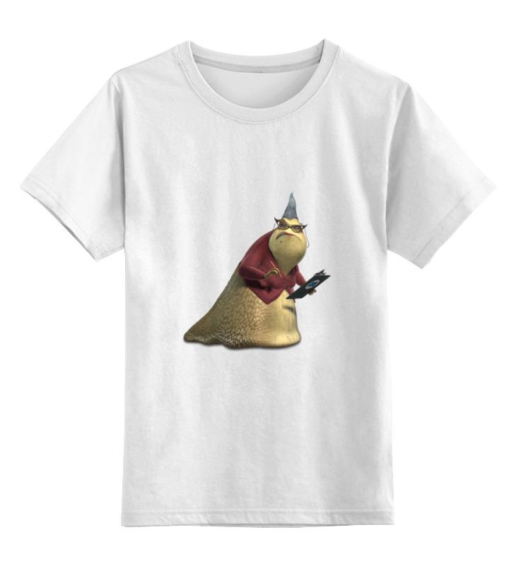 Детская футболка классическая унисекс Printio Роз бухгалтер цены