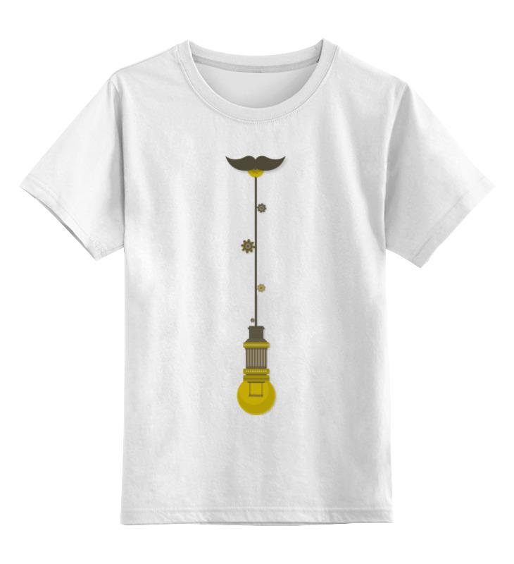 футболка классическая унисекс Printio - галстук