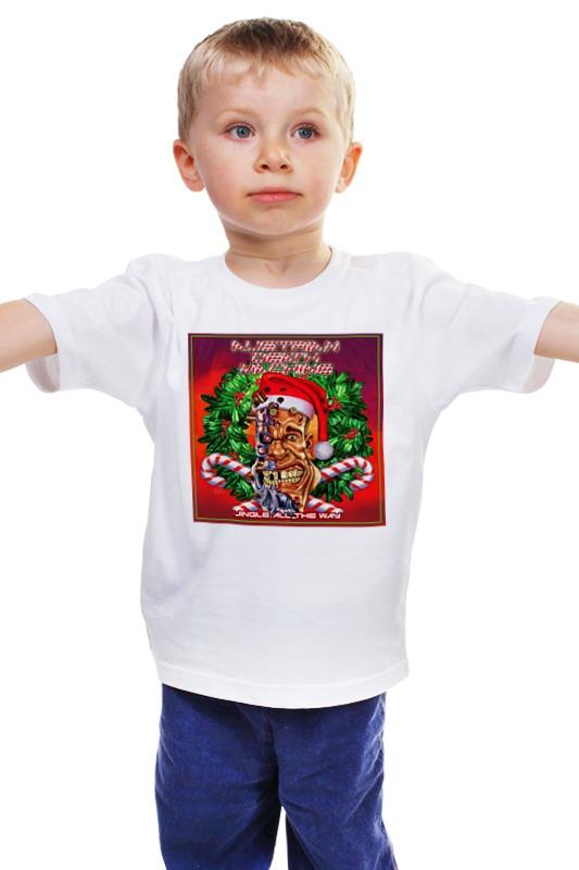 Детская футболка классическая унисекс Printio Austrian death machine детская футболка классическая унисекс printio death
