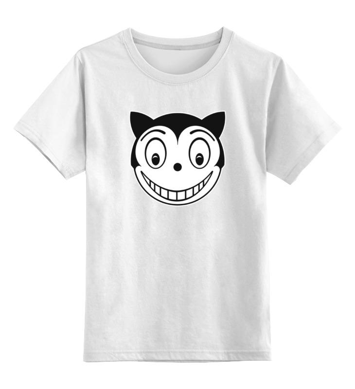 Детская футболка классическая унисекс Printio Кот феликс феликс блуменфельд экспромт