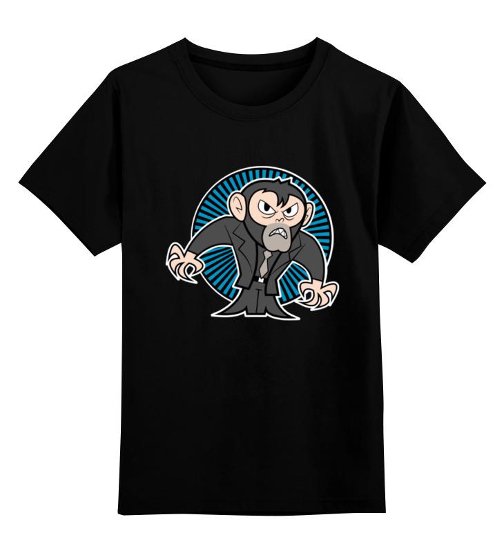 Printio Обезьяна детская футболка классическая унисекс printio обезьяна менеджер