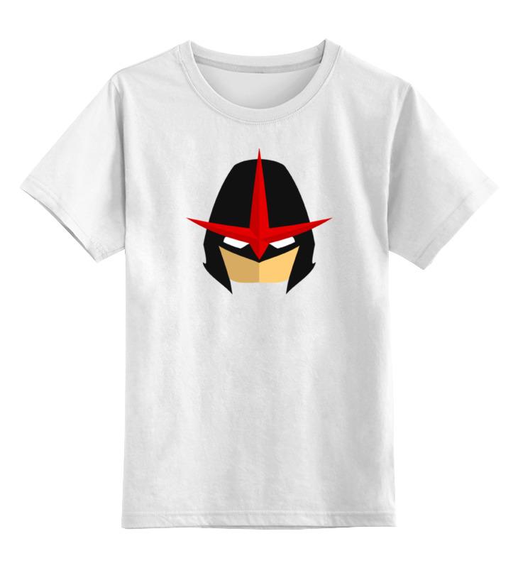 Детская футболка классическая унисекс Printio Нова (сэм александр) александр домогаров