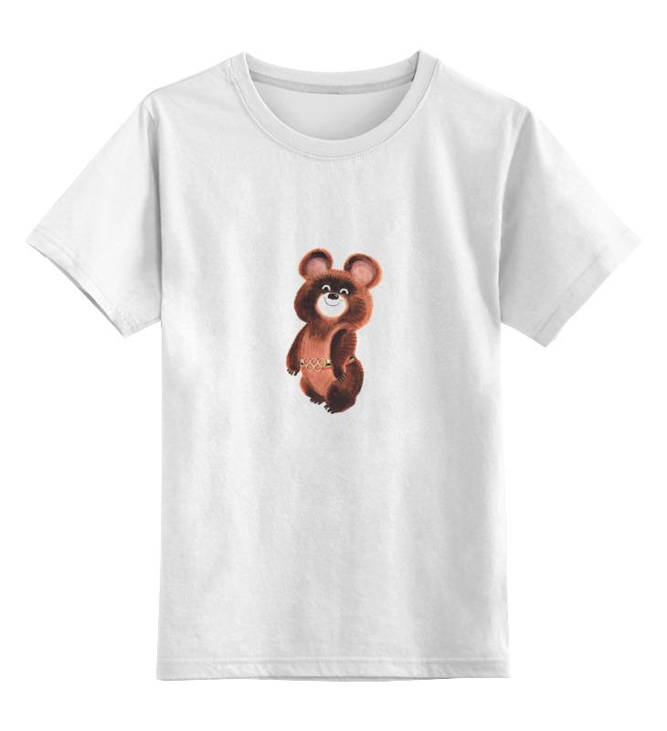 Детская футболка классическая унисекс Printio Олимпиада80 детская футболка классическая унисекс printio шахматиста