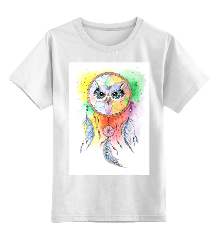 Детская футболка классическая унисекс Printio Ловец снов цена и фото