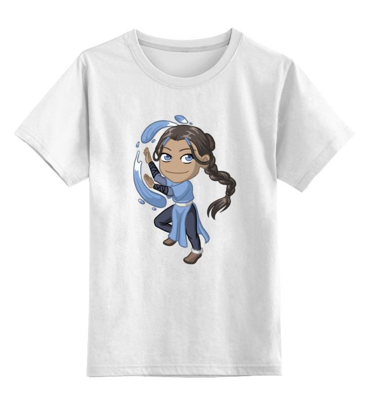 Детская футболка классическая унисекс Printio Аватар (легенда о корре) амон ра легенда о камне купить