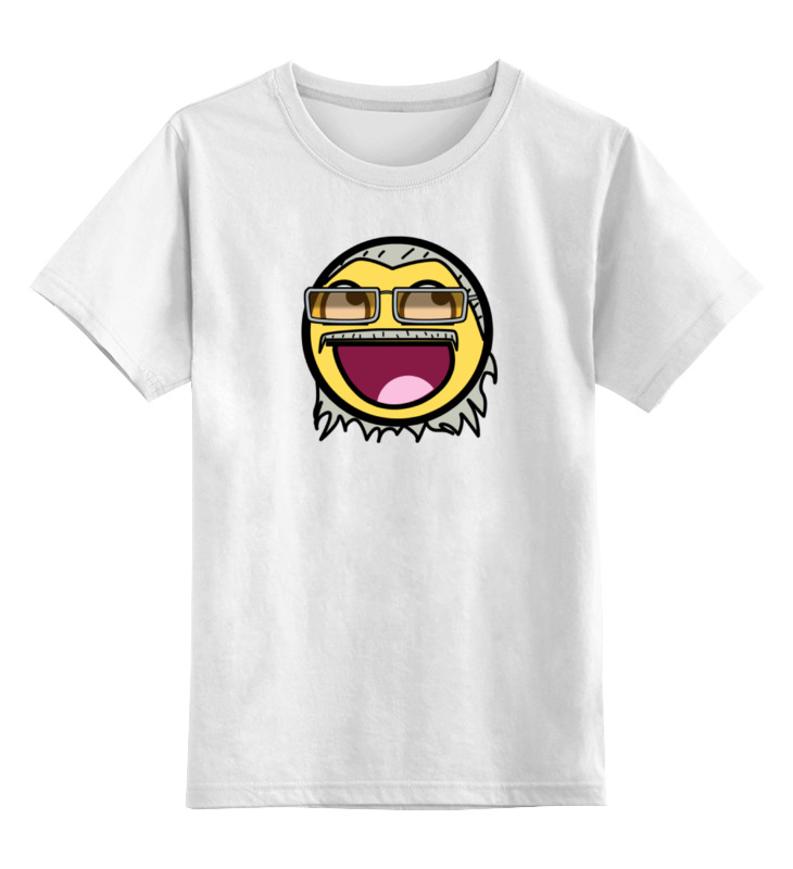 Printio Смайлик футболка классическая printio смайлик