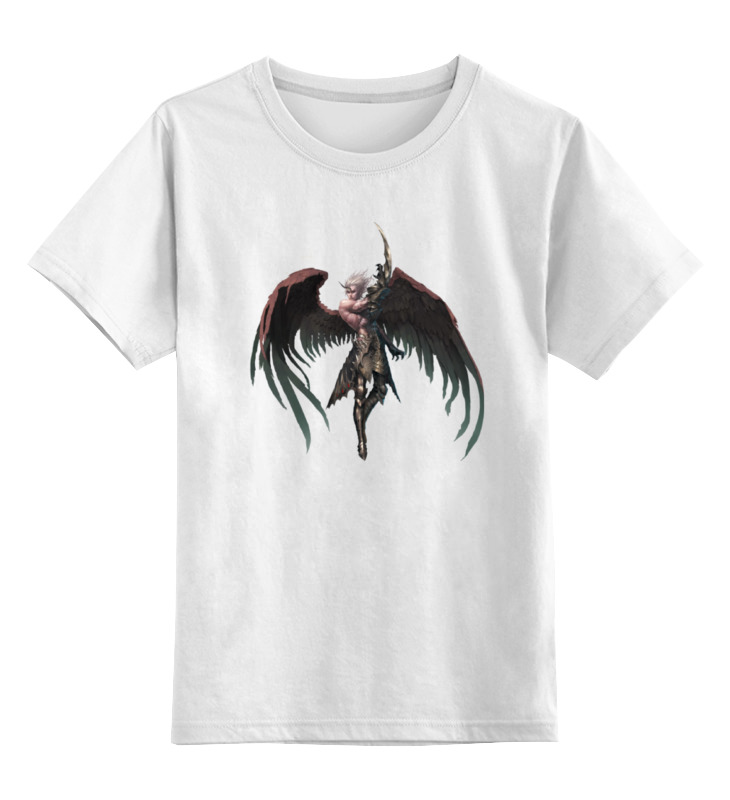 Детская футболка классическая унисекс Printio Lineage 2 inhuman vol 3 lineage