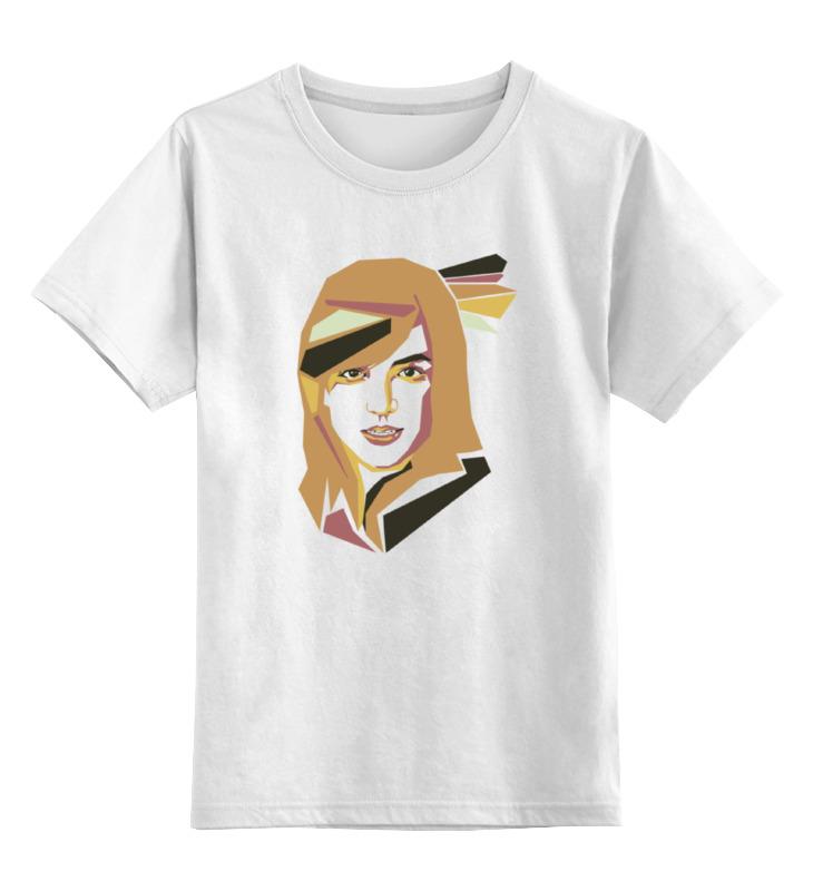 Детская футболка классическая унисекс Printio Бритни спирс цена и фото