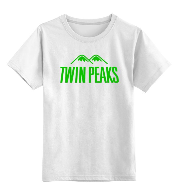 Детская футболка классическая унисекс Printio Твин пикс детская футболка классическая унисекс printio бегемот