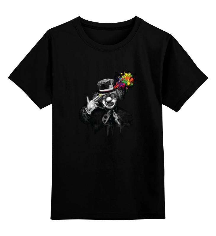Детская футболка классическая унисекс Printio Free your mind футболка рингер printio open your mind