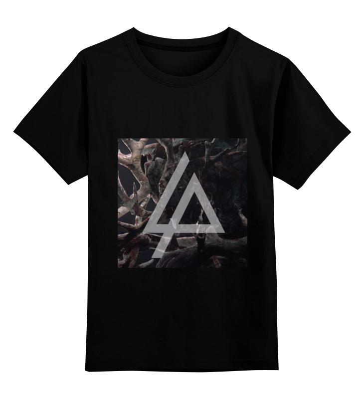 Детская футболка классическая унисекс Printio Linkin park цены онлайн