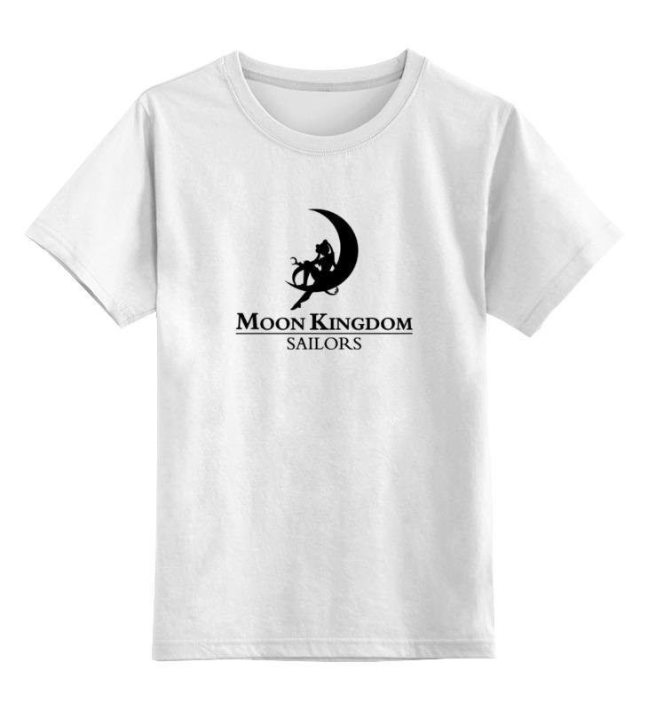 Детская футболка классическая унисекс Printio Сейлор мун