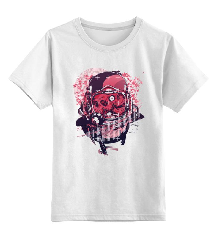 Детская футболка классическая унисекс Printio Space детская футболка классическая унисекс printio space drink