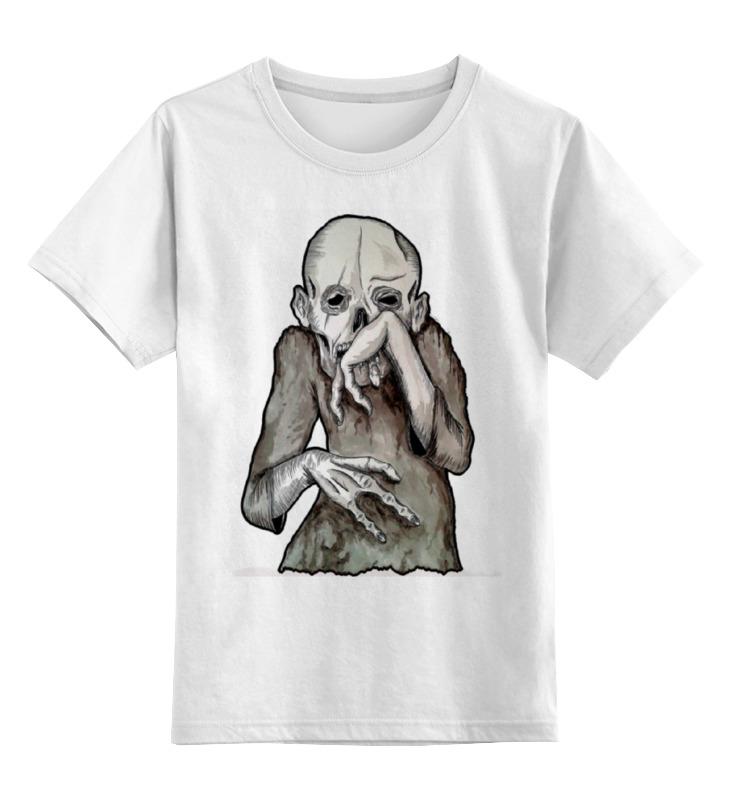 Детская футболка классическая унисекс Printio Art horror детская футболка классическая унисекс printio мотоцикл