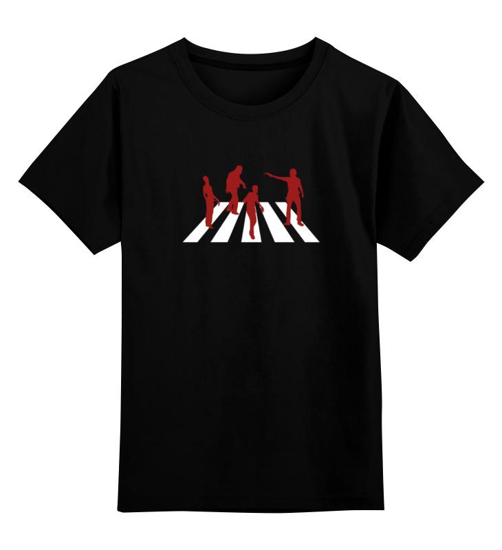 Детская футболка классическая унисекс Printio Ходячие мертвецы (walking dead) детская футболка классическая унисекс printio the walking dead