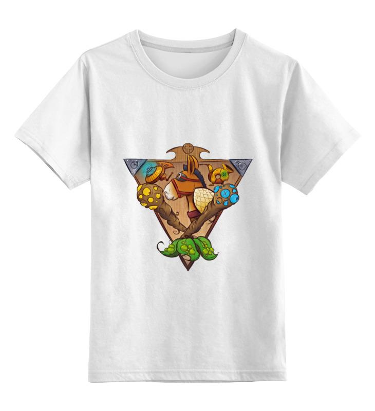 Детская футболка классическая унисекс Printio Support детская футболка классическая унисекс printio классическая футболка dota 2