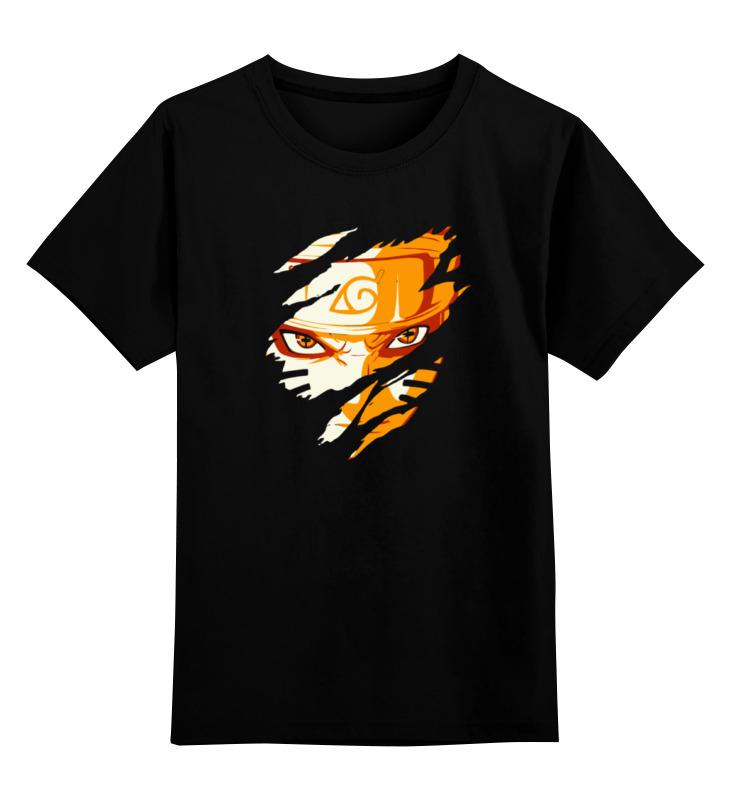 Детская футболка классическая унисекс Printio Наруто 6es5 482 8ma13