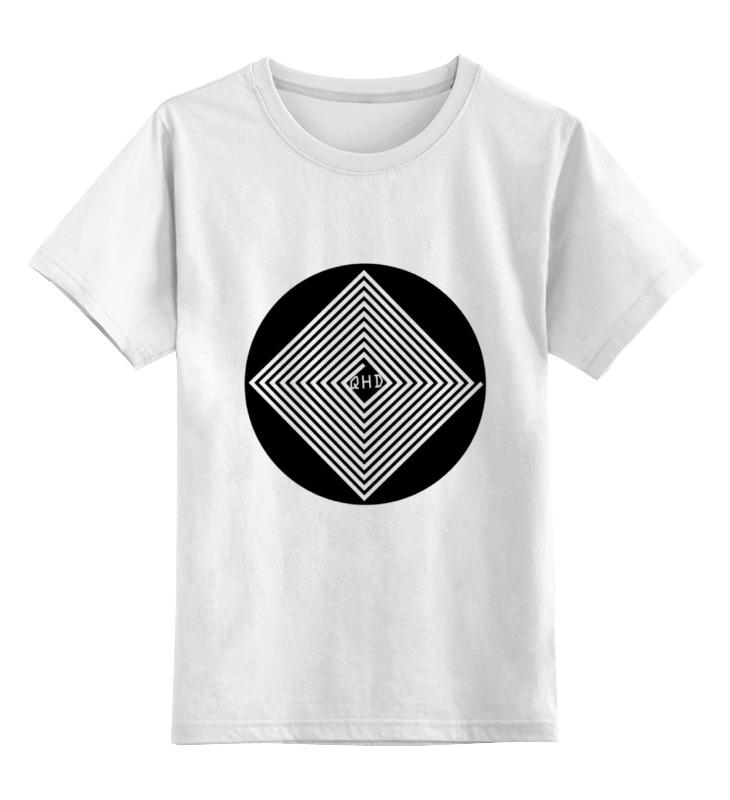 Детская футболка классическая унисекс Printio Лабиринт qhd детская футболка классическая унисекс printio лабиринт qhd