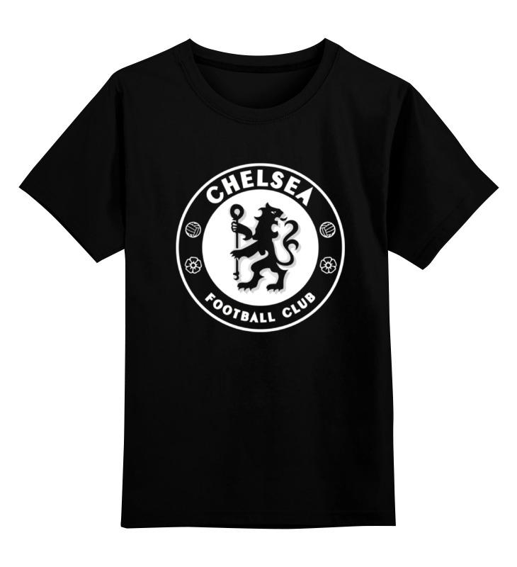 Детская футболка классическая унисекс Printio Chelsea (челси) майка классическая printio челси