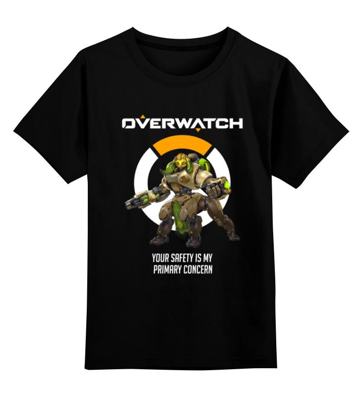 Printio Overwatch. ориса детская футболка классическая унисекс printio overwatch