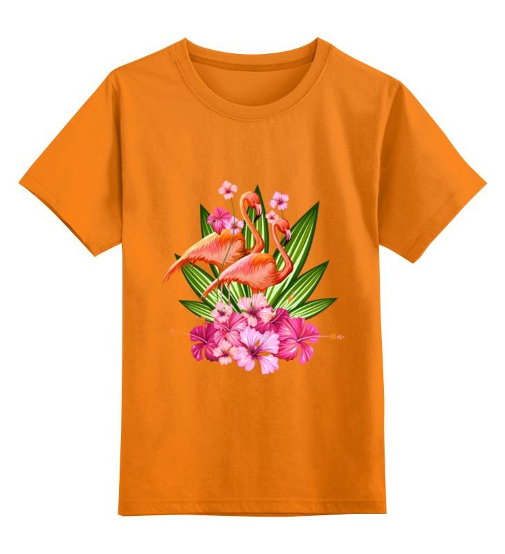 Детская футболка классическая унисекс Printio Летний мотив детская футболка классическая унисекс printio муравьед с цветами