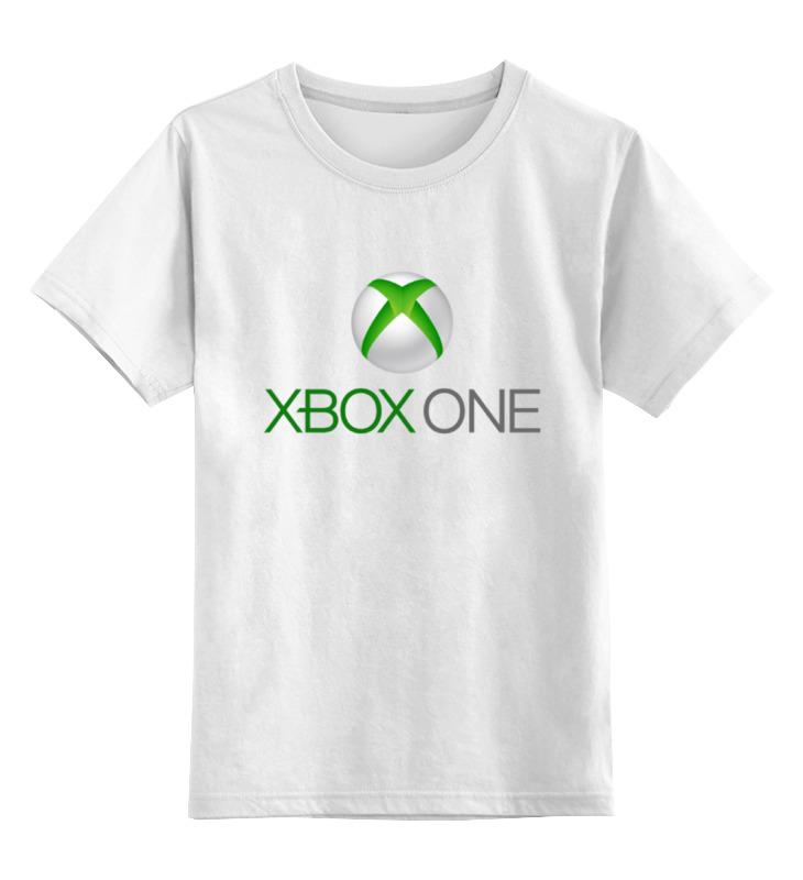 Детская футболка классическая унисекс Printio Xbox one xbox