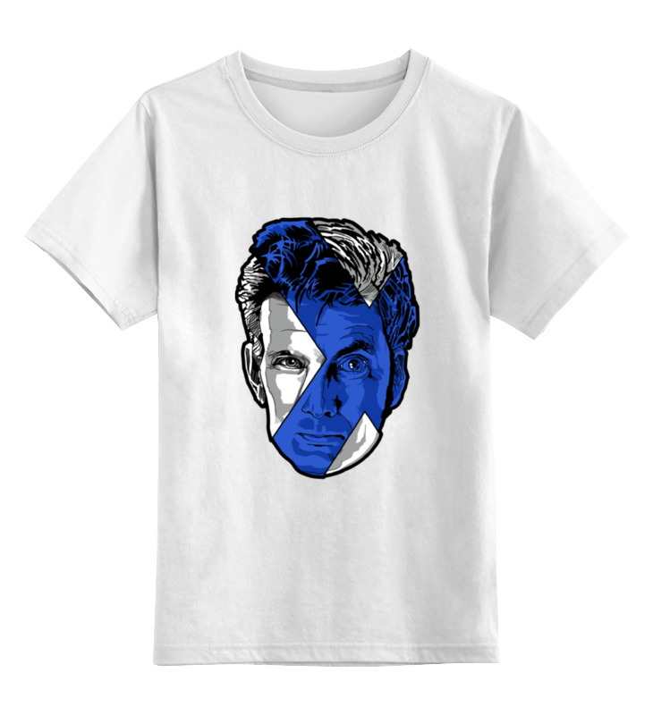 Детская футболка классическая унисекс Printio Доктор кто (doctor who) детская футболка классическая унисекс printio crazy doctor who