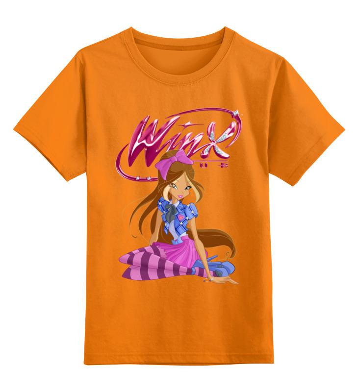 Детская футболка классическая унисекс Printio Винкс клуб футболка wearcraft premium printio винкс клуб