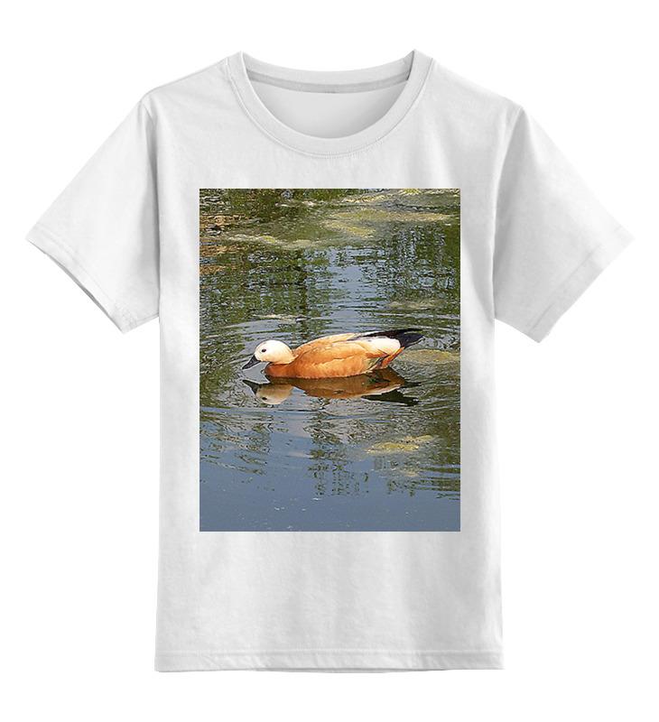 Детская футболка классическая унисекс Printio Огарь. детская футболка классическая унисекс printio классическая футболка dota 2