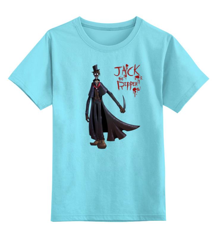 Детская футболка классическая унисекс Printio Jack ripper jack the ripper hell blade vol 3